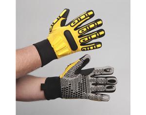 Защита рук от локальной вибрации