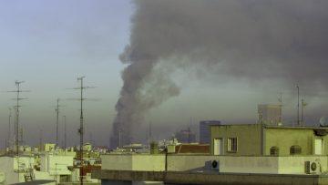 ыбросы загрязняющих веществ в атмосферный воздух