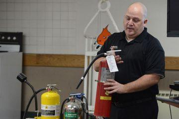 Курсы по пожарно-техническому минимуму для работников, осуществляющих эксплуатацию агрегатов, аппаратов и устройств