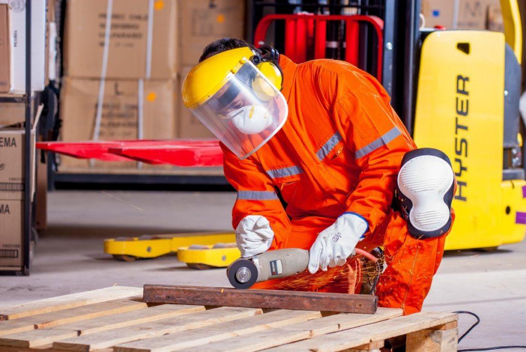 Здоровье и безопасность на работе