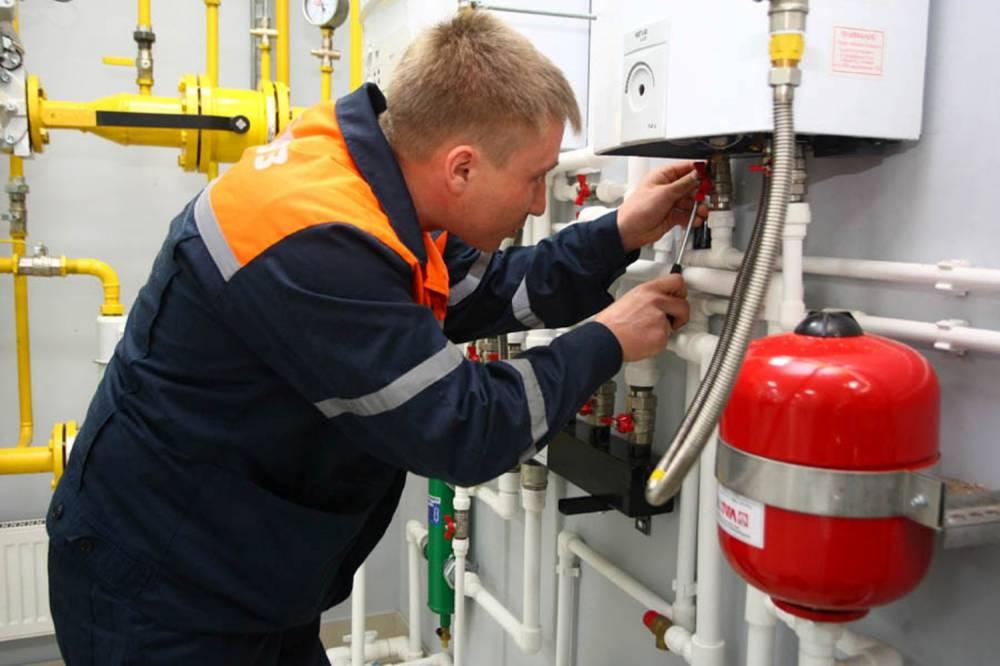 слесарь по газоиспользующему оборудованию