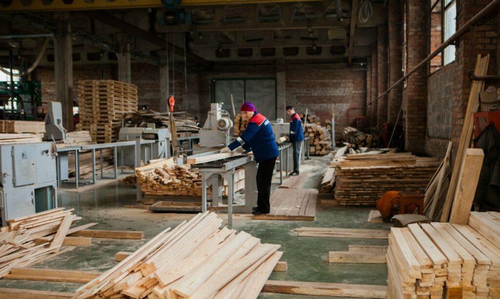 Охрана труда в деревообработке