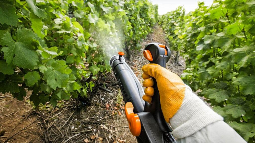 токсичные пестициды