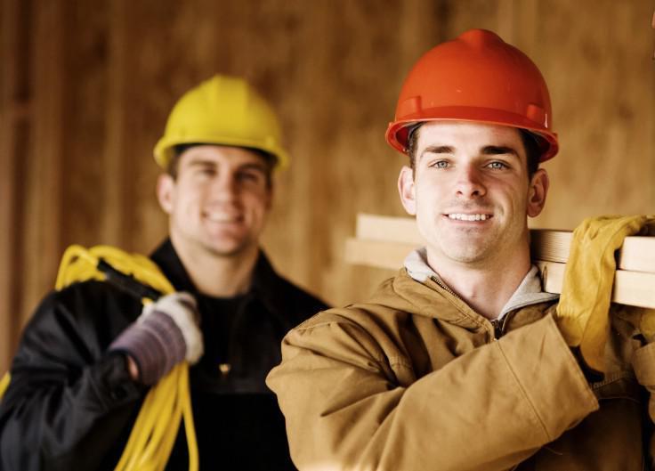 Защита населения во время строительных проектов