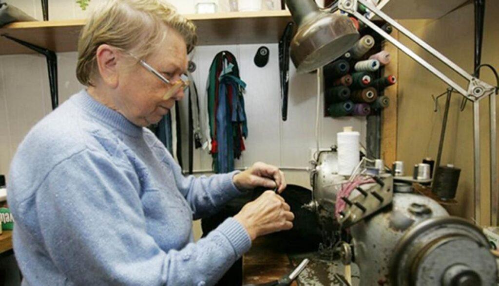 работа в старшем возрасте