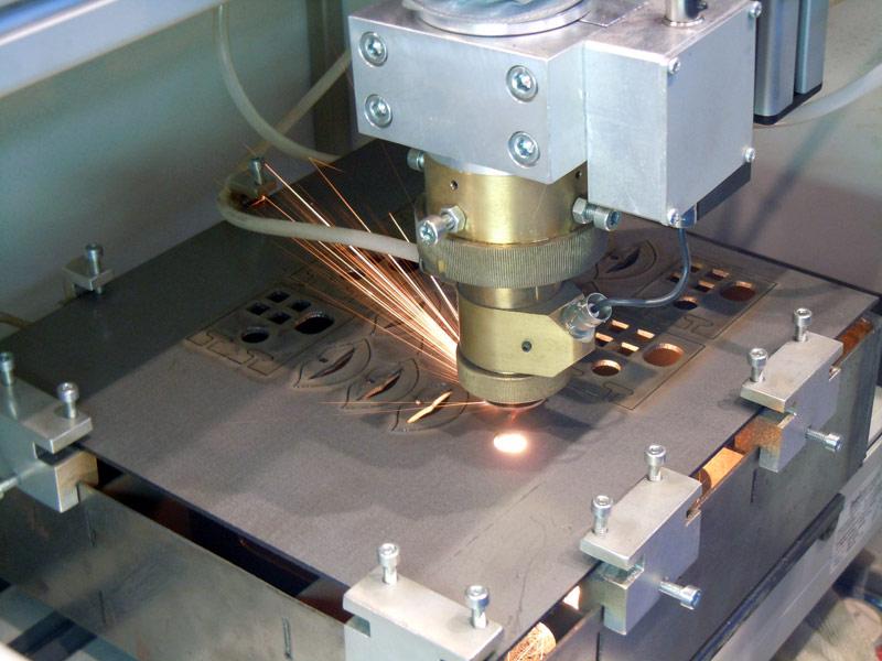 Лазер промышленный