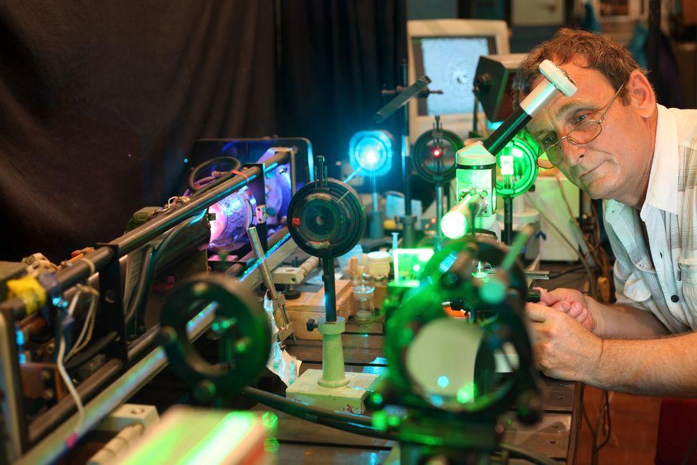 Влияние лазера на глаза