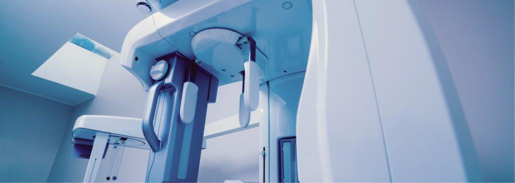 Измерение мощности дозы рентгеновского излучения
