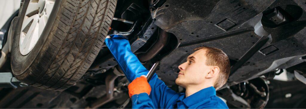 Обучение слесарей по ремонту автомобилей